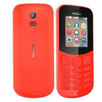 Сотовый телефон Nokia 130 Dual sim (2017) Red
