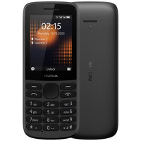 Сотовый телефон Nokia 215 4G (TA-1272) Dual Sim Black