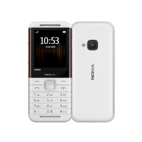 Сотовый телефон Nokia 5310 (2020) Dual Sim White-Red