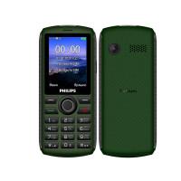 Сотовый телефон Philips E218 Xenium Green