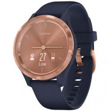 Спортивные часы Garmin Vivomove 3S Rose Gold/Navy (010-02238-23)