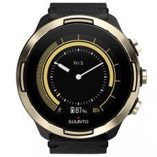 Спортивные часы Suunto 9 Baro Gold Leather (SS050256000)