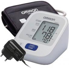 Тонометр OMRON M2 Basic с адаптером + манжета