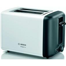 Тостер Bosch TAT3P421 (черно-белый)