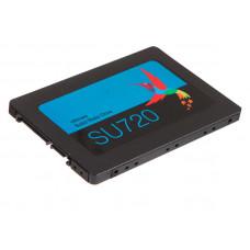 Твердотельный накопитель A-Data SU720SS 500Gb Black ASU720SS-500G-C