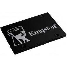 Твердотельный накопитель Kingston KC600 512Gb SKC600/512G Выгодный набор + серт. 200Р!!!