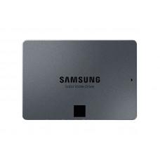 Твердотельный накопитель Samsung SSD 870 QVO 2Tb MZ-77Q2T0BW Выгодный набор + серт. 200Р!!!