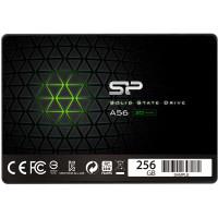 Твердотельный накопитель Silicon Power A56 256Gb SP256GBSS3A56B25