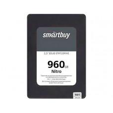Твердотельный накопитель SmartBuy Nitro Maxio MAS0902 SBSSD-960GQ-MX902-25S3