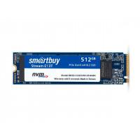 Твердотельный накопитель SmartBuy Stream E13T Pro 512 GB (SBSSD-512GT-PH13P-M2P4)