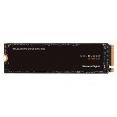 Твердотельный накопитель Western Digital WD Black SN850 NVMe SSD 500Gb без радиатора WDS500G1X0E-00AFY0