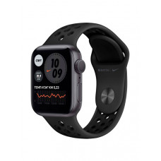 Умные часы APPLE Watch Nike Series 6 40mm Space Grey Aluminium Case with Anthracite/Black Nike Sport Band M00X3RU/A