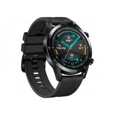 Умные часы Huawei Watch GT 2 Matte Black / Black Fluoroelastomer 55024335