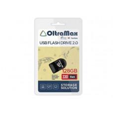 USB Flash Drive 128Gb - OltraMax 330 2.0 OM-128GB-330-Black