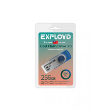 USB Flash Drive 256Gb - Exployd 590 3.0 EX-256GB-590-Blue