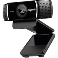 Веб-камера Logitech Pro Stream Webcam C922 (960-001088)