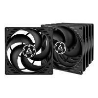 Вентилятор Arctic P14 Value Pack Black-Black ACFAN00136A