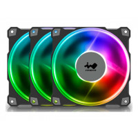 Вентилятор In Win IW-Jupiter AJ120 Fan + RGB Module Triple pack 6139244