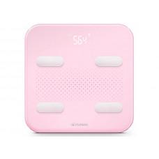 Весы напольные Xiaomi Yunmai S M1805 Pink