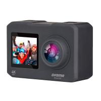 Видеокамера экшн Digma DiCam 520 Grey