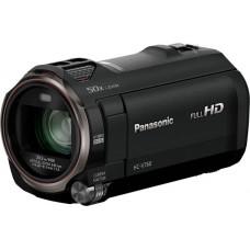 Видеокамера Panasonic HC-V760 (черный)