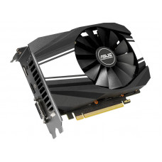 Видеокарта ASUS GeForce GTX 1660 Super Phoenix OC 1530Mhz PCI-E 3.0 6144Mb 14002Mhz 192 bit DP HDMI DVI PH-GTX1660S-O6G