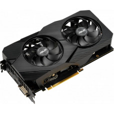 Видеокарта Asus NVIDIA GeForce RTX 2060 6144 Мб (DUAL-RTX2060-O6G-EVO)