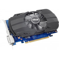Видеокарта Asus PCI-Ex GeForce GT 1030 Phoenix OC 2GB GDDR5 (64bit) (1252/6008) (DVI, HDMI) (PH-GT1030-O2G)