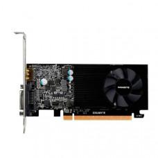Видеокарта GigaByte GeForce GT 1030 1227Mhz PCI-E 3.0 2048Mb 6008Mhz 64 bit DVI 2xHDMI HDCP Low Profile GV-N1030D5-2GL Выгодный набор + серт. 200Р!!!