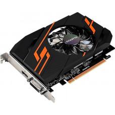 Видеокарта Gigabyte PCI-Ex GeForce GT 1030 OC 2GB GDDR5 64bit 1265/6008 DVI, HDMI (GV-N1030OC-2GI)