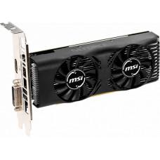 Видеокарта MSI NVIDIA GeForce GTX 1650 4096 Мб (GTX 1650 4GT LP OC)