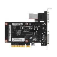 Видеокарта Palit GeForce GT 710 954MHz PCI-E 2.0 2048Mb 1600MHz 64-bit DVI-D HDMI VGA NEAT7100HD46-2080H