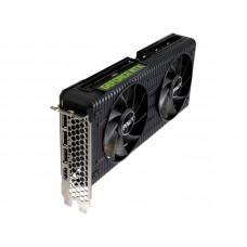 Видеокарта Palit GeForce RTX 3060 Dual 12Gb 1777Mhz PCI-E 4.0 12288Mb 15000Mhz 192 bit HDMI 3xDP HDCP NE63060019K9-190AD
