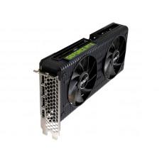 Видеокарта Palit GeForce RTX 3060 Dual OC 12Gb 1837Mhz PCI-E 4.0 12288Mb 15000Mhz 192 bit HDMI 3xDP HDCP NE63060T19K9-190AD