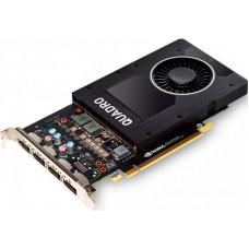 Видеокарта PNY NVIDIA Quadro P2200 5120 Мб (VCQP2200BLK-1)