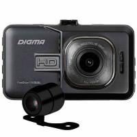 Видеорегистратор Digma FreeDrive 118 Dual Black