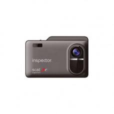Видеорегистратор с радар-детектором Inspector SCAT S Signature