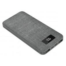Внешний аккумулятор Hoco Power Bank J47 10000mAh Grey