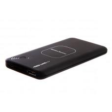Внешний аккумулятор Red Line Power Bank Blade 5000mAh Black с беспроводной зарядкой УТ000015728
