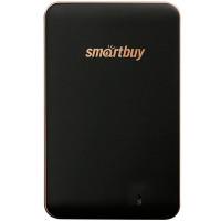 Внешний диск SSD Smartbuy 512GB S3 Drive Black
