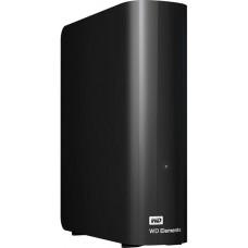 Внешний жесткий диск 10 Тб Western Digital Elements Desktop (WDBWLG0100HBK-EESN) Micro USB Type-B, черный