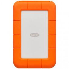 Внешний жесткий диск с Thunderbolt LaCie 1TB SSD Rugged Thunderbolt USB-C (STFS1000401)