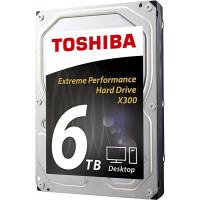 Внутренний жесткий диск 6Tb SATA-III Toshiba X300 (HDWE160UZSVA)