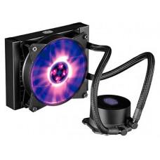 Водяное охлаждение Cooler Master MasterLiquid ML120L RGB MLW-D12M-A20PC-R1 (Intel LGA2066/LGA2011-v3/LGA2011/LGA1366/LGA1200/LGA1151/LGA1150/LGA1155/LGA1156/LGA775/AM4/AM3+/AM3/AM2+/AM2/FM2+/FM2/FM1)