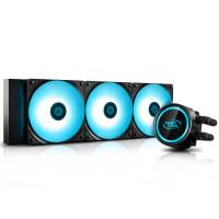 Водяное охлаждение DeepCool Gammaxx L360 V2 RGB Anti-Leak Edition (Intel LGA20XX/LGA1366/LGA115X / AMD AM4/AM3+/AM3/AM2+/AM2/FM2+/FM2/FM1)