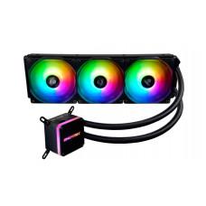 Водяное охлаждение Enermax LiqMax III ARGB ELC-LMT360-ARGB (Intel LGA 115x/1366/2011-3 Square ILM/2066 AMD FM1/FM2+/AM2+/AM3+/AM4)