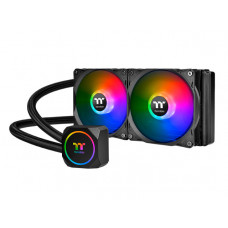 Водяное охлаждение Thermaltake TH240 ARGB CL-W286-PL12SW-A (Intel LGA 1156/1155/1151/1150// AMD FM2/FM1/AM4/AM3+/AM3/AM2+/AM2)