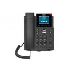 VoIP оборудование Fanvil IP X3SG Black 1215588