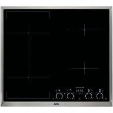 Встраиваемая индукционная панель AEG IKK64545XB