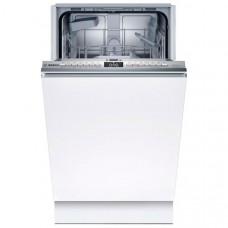 Встраиваемая посудомоечная машина 45 см Bosch Serie | 4 Hygiene Dry SPV4HKX3DR